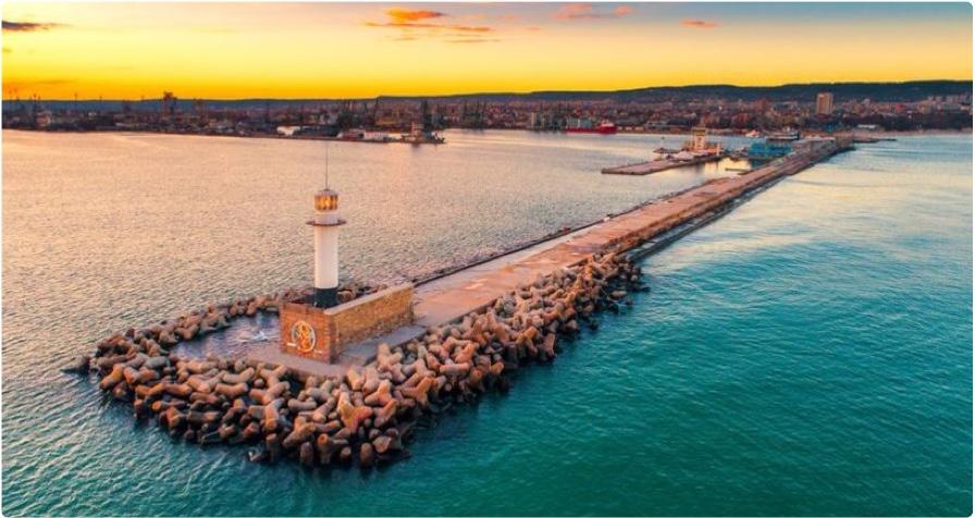 Варналии ще се радват на нови пътища - Дворец на културата и спорта - Варна