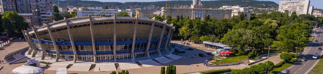 За деца - Дворец на културата и спорта - Варна